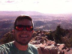 Rock Climbing Photo: Mount Olympus