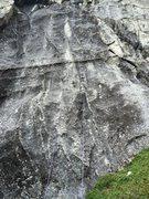 Rock Climbing Photo: Coitus Interuptus