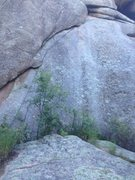 Rock Climbing Photo: Fat Head