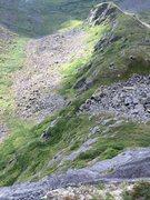 Rock Climbing Photo: Pulp Culture is a long climb