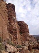 Gorgeous Arizona rocks