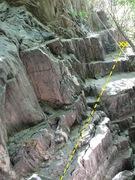 Rock Climbing Photo: LNT- 5.9