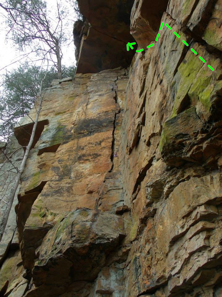 Rock Climbing Photo: Whistling S's