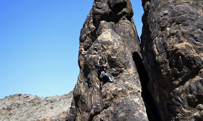 Rock Climbing Photo: Welcome to NJC!
