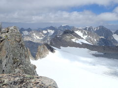 Rock Climbing Photo: View north from summit