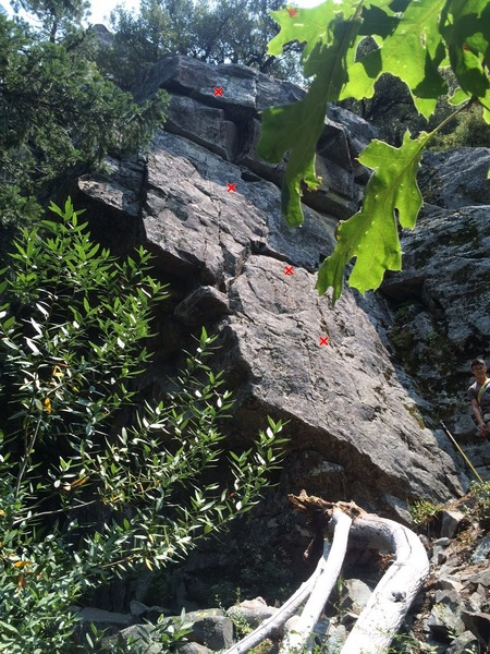 Rock Climbing Photo: Culmination of My Life's Work.