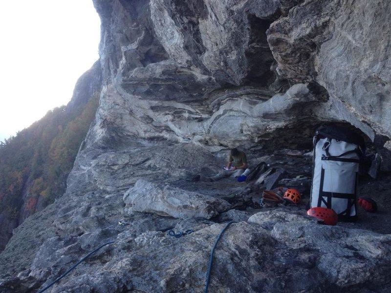 Rock Climbing Photo: Whiteside Hotel