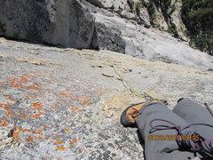 Rock Climbing Photo: Hobbit book