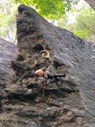 Rock Climbing Photo: Runmey