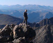 Rock Climbing Photo: Mount of the Holy Cross