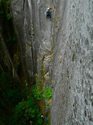 Rock Climbing Photo: Rattletale P1