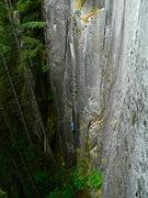 Rock Climbing Photo: Chasin' the Lizard