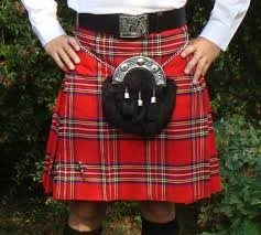 When anyone suggests wearing a kilt while climbing...JUST SAY NO!!
