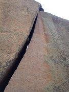 Rock Climbing Photo: Motor Breath