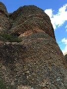 Rock Climbing Photo: Orient Express