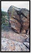 Rock Climbing Photo: Sympathetic Vomiting problem beta.