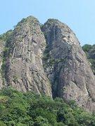 Rock Climbing Photo: Tower 1 & Tower 2