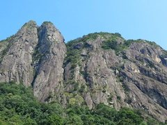 Rock Climbing Photo: Tower 1 - Tower 2 - Tower 3