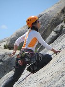 Rock Climbing Photo: P1 of Hit or Miss.