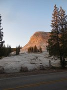 Rock Climbing Photo: Lemberg Dome in alpine glow.