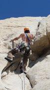 Rock Climbing Photo: Jtree