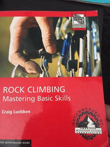 Rock Climbing Photo: Mastering basic skills