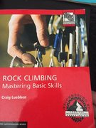 Rock Climbing Photo: Mastering basic skills