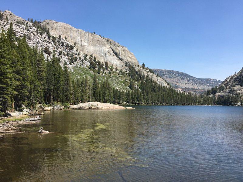 Above Shadow Lake