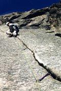 Rock Climbing Photo: Reppy's