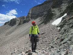 Rock Climbing Photo: meeker