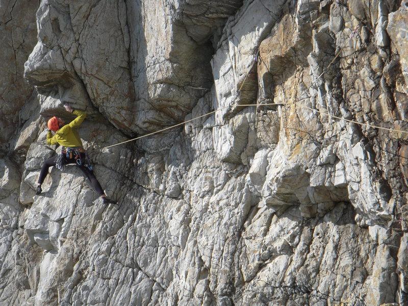 Rock Climbing Photo: dreamy