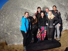 Rock Climbing Photo: dream team