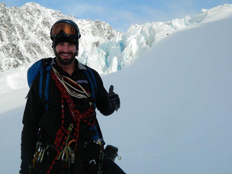 Mountaineering in Alaska