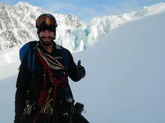 Rock Climbing Photo: Mountaineering in Alaska