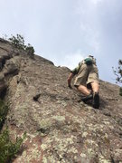 Rock Climbing Photo: Scrambly.
