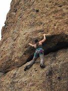 Rock Climbing Photo: Shutte-Mills