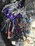 Rock Climbing Photo: Where's Putty...