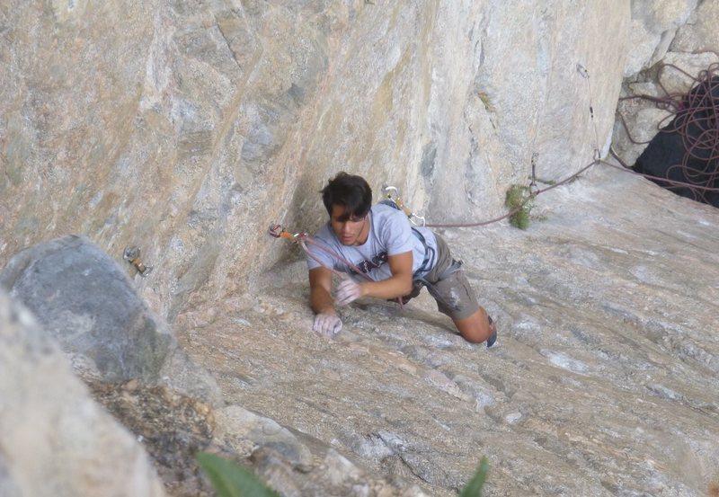 Rock Climbing Photo: Good Girls.