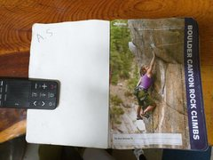 Rock Climbing Photo: Wolverine BC Guidebook Bob D'Antonio 2012