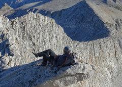 Rock Climbing Photo: Ney Conness