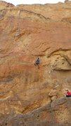 Fun climbing!