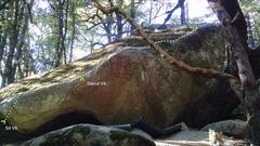 Rock Climbing Photo: Nature Nazi Traverse