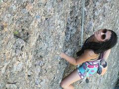 Rock Climbing Photo: DEAR CREEK