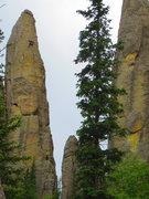 Rock Climbing Photo: Visiting the dentist