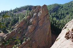 Rock Climbing Photo: bastille
