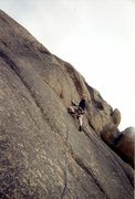 Rock Climbing Photo: Super Slabs.