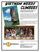 Rock Climbing Photo: Guide with Asia Outdoors