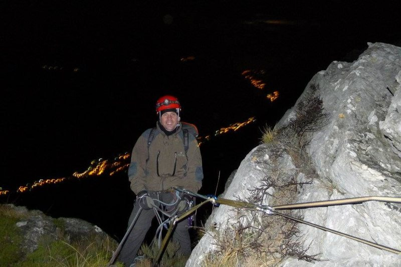 Rock Climbing Photo: 24hour climb on top of Bukovac, Croatia