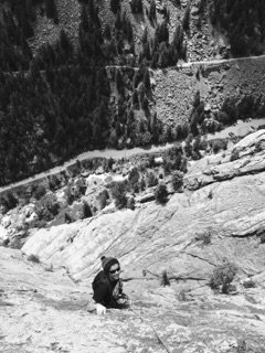 Rock Climbing Photo: rupper, eldorado