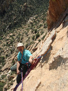 Rock Climbing Photo: The Wasteland. East Stronghold, AZ  photo by Lin M...